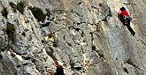 Klettern im Thaurac